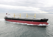 "56,000 DWT Type Bulk Carrier MV ""OXYGEN&quot"