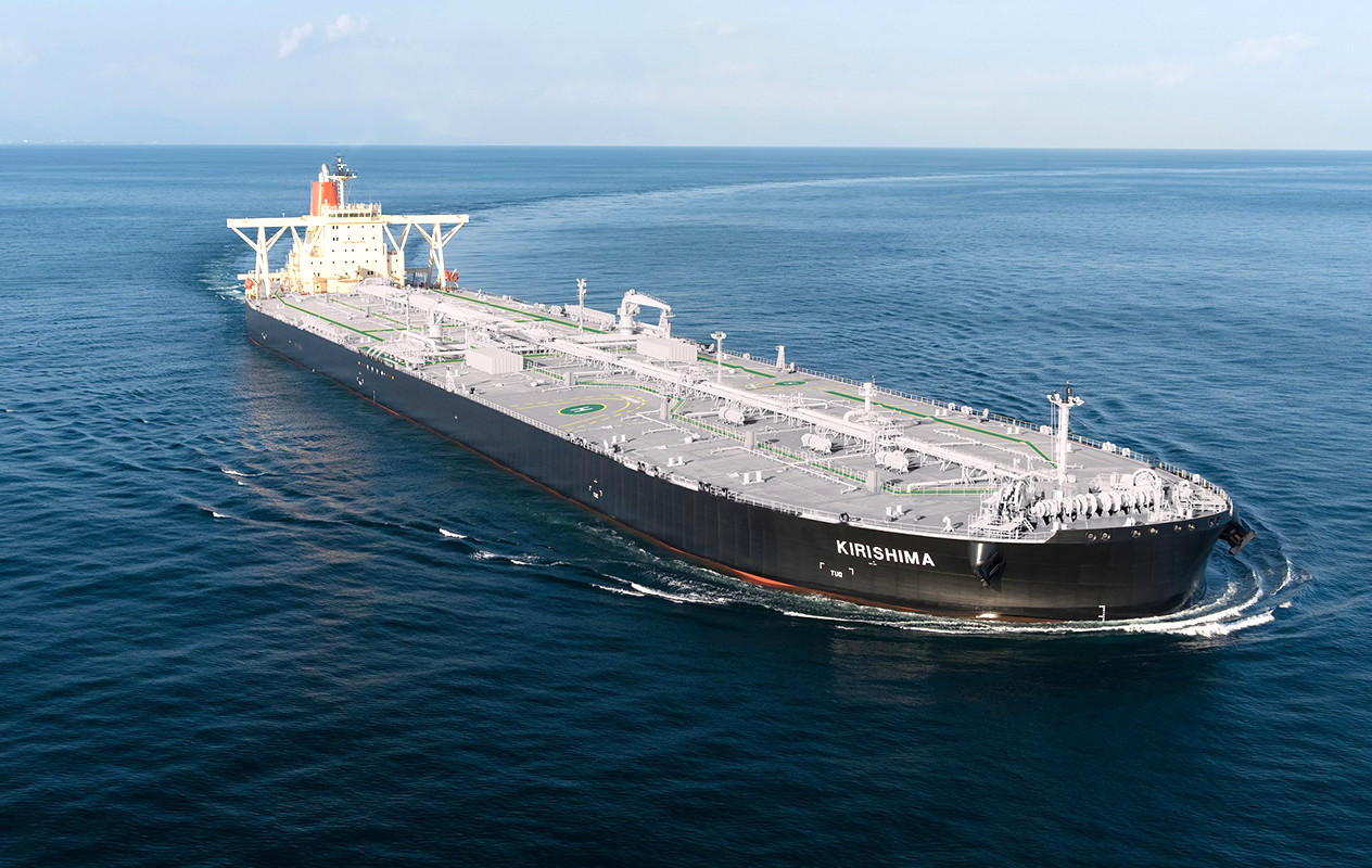 Oil Tanker | Business & Products | Mitsui E&S Group
