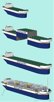 Design Bureau Noah.Next Generation Design For A Fpso Hull Platform The Noah Fpso